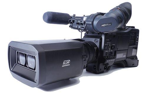 AG-3DP1 – nowa kamera 3D Panasonica