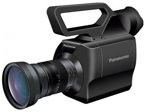 Panasonic AG-AF100, czyli Mikro Cztery Trzecie w kamerze