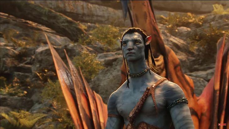 Jedna ze scen filmu Avatar.
