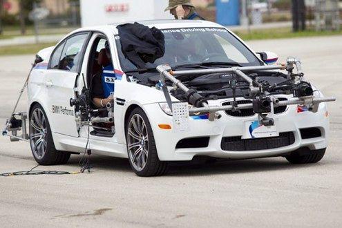 BMW M3 GT, Canon 5D Mark II i Nikon D3s - połączenie idealne?