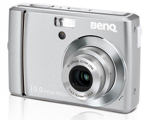BenQ C1030 - kompakt z miłosnym portretem