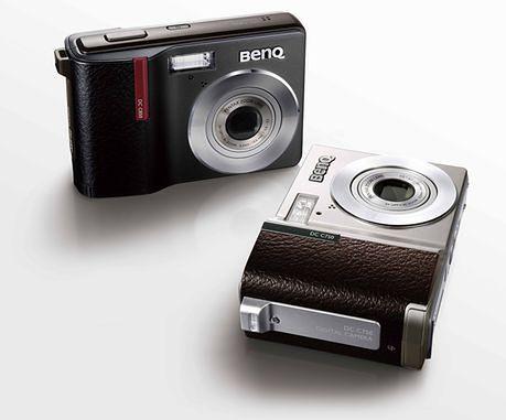 BenQ C850 ? 8 megapikseli i obiektyw Pentax SMC