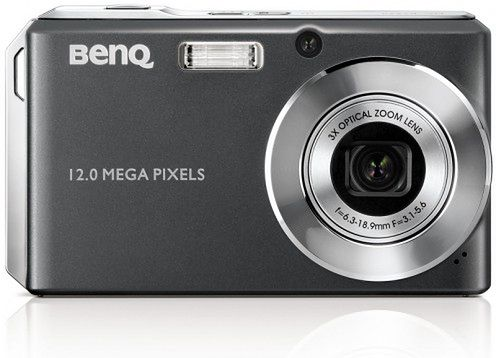 BenQ E1220 - komakt dla turysty