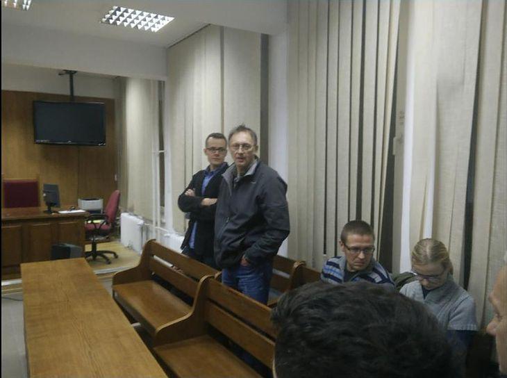Tomasz Gzell przed sądem