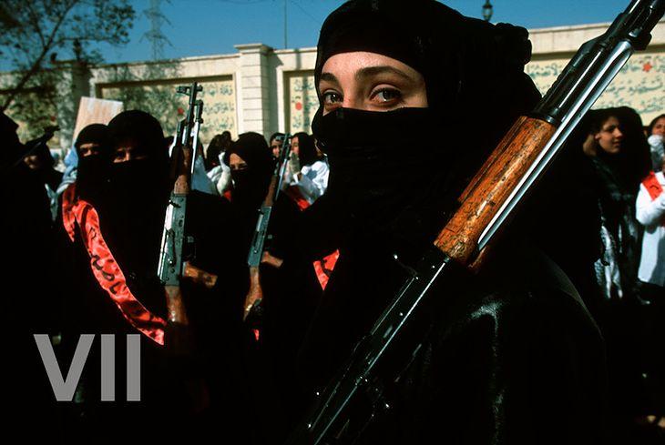 Irak, Through the fall 2002, fot. Aleksandra Boulat / VII