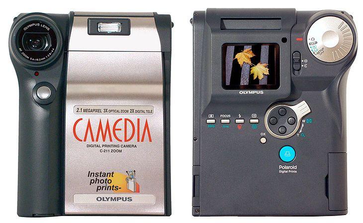 Olympus Camedia C-211