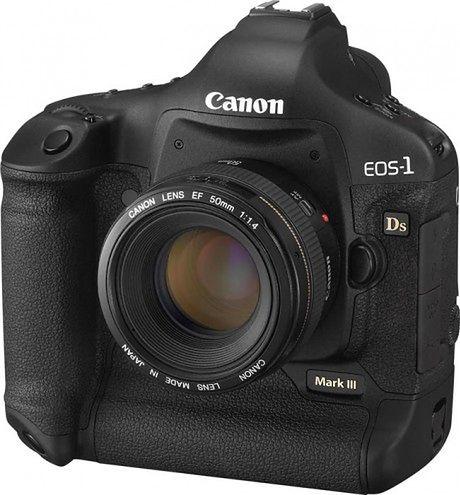 Canon zaprawił błędy w swoich najdroższych modelach