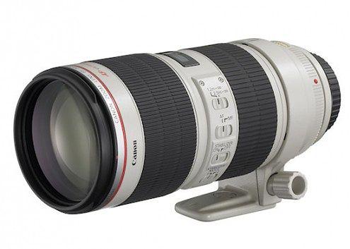 Canon EF 70-200 mm f/2.8L IS II USM - klasyczny zoom w nowej odsłonie