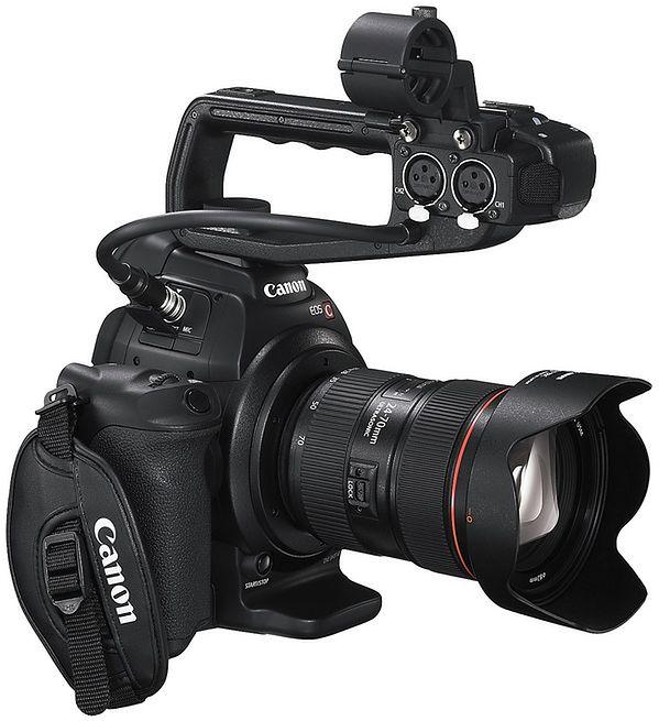 Canon EOS C100 © Canon