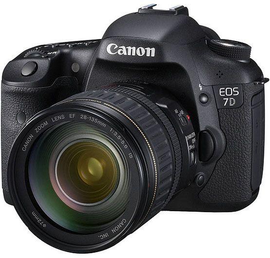 Canon 7D - najciekawsze testy i recenzje