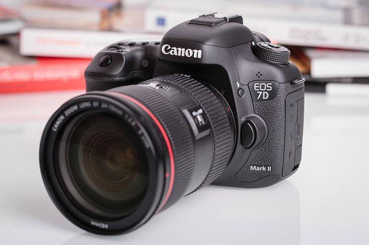 Canon EOS 7D Mark II przetestowany