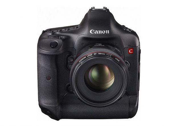 Nowa tajemnicza lustrzanka Canona, która ma nagrywać filmy 4K