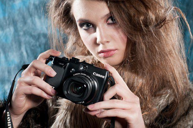 Canon PowerShot G1 X - pierwsze zdjęcia