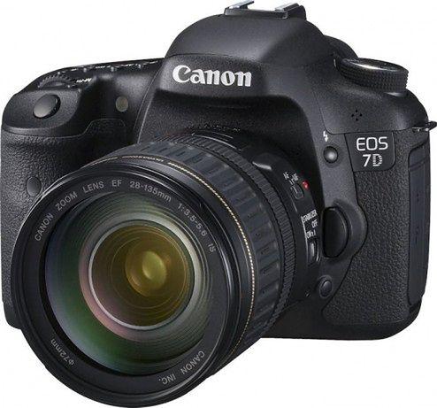 Canon EOS 7D - 18 megapikseli dla fotoreporterów