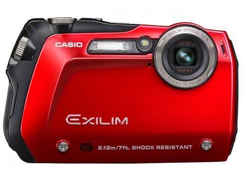 Nakręć zimowy film i wygraj Casio Exilim EX-G1