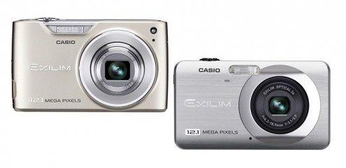 Casio Exilim EX-Z450 i EX-Z90