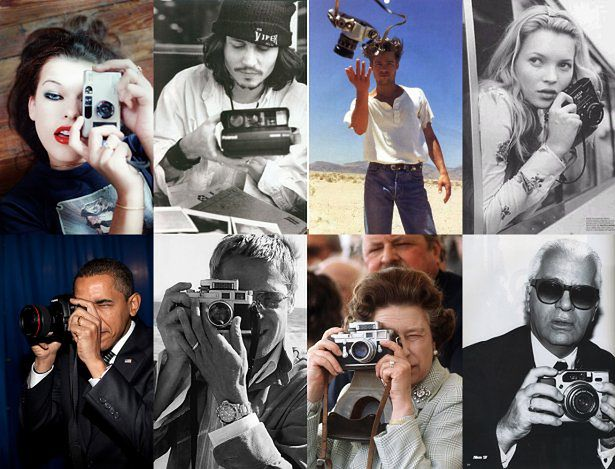 Celebrity Camera Club