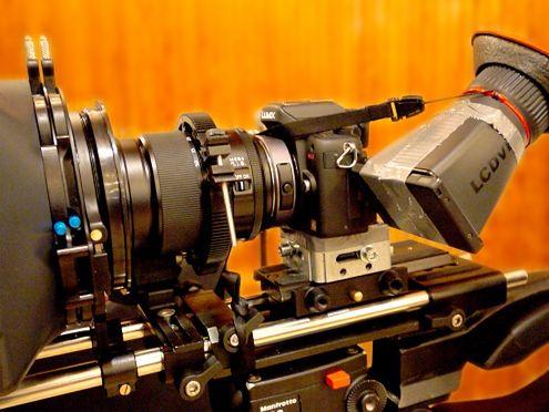 Etiuda ?List?, czyli umiejętności młodych filmowców i jakość Panasonika Lumix GH1