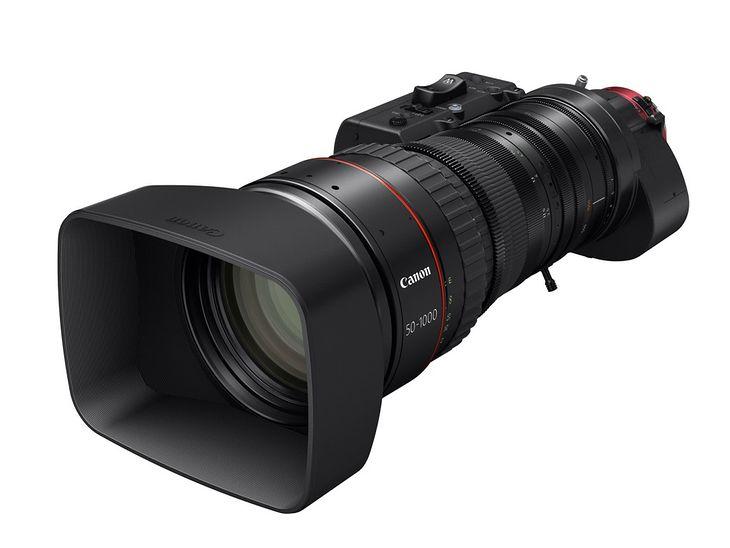 Canon Cine-Servo 50-1000 mm T5.0-8.9