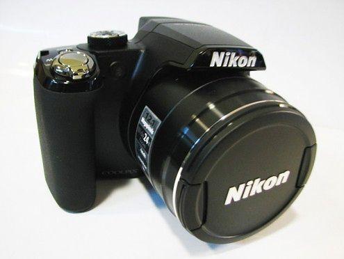Nikon Coolpix P90 - Recenzja kompaktowego aparatu z 24 x ultra-zoomem