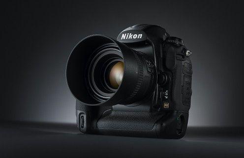 Trochę sampli z Nikona D3s i Canona EOS 5D Mk. II