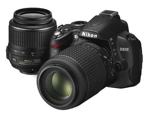 Wybitny Nikon D40, D40x, D60, D3000, D5000 - jakie obiektywy działają z AF KK17