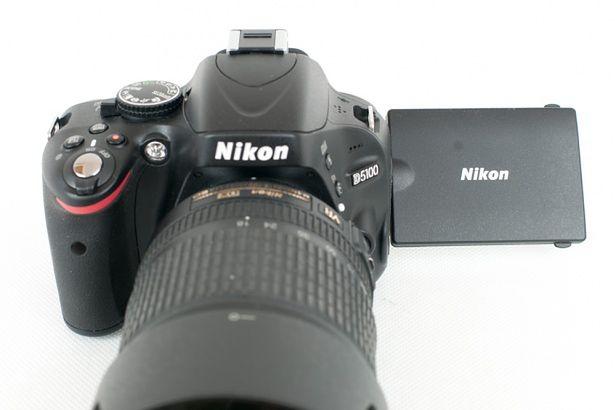 Reklama Nikona D5100 nakręcona...