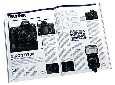 Plotki: Nikon D700 z SB-900 ? już na 100%?