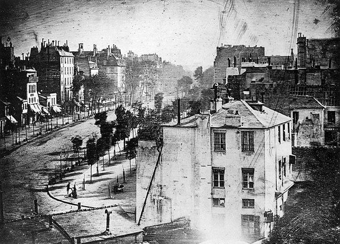 Dziękujemy, Francjo! © Louis Daguerre / Wikipedia