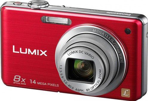 Panasonic Lumix DMC-FS30 i FS33 - 14 megapikseli i 8-krotny zoom
