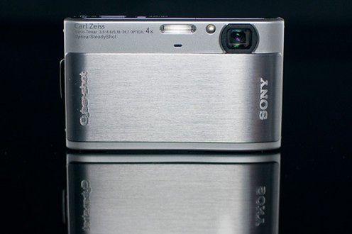 Sony Cyber-shot DSC TX-1 ? test cz.2
