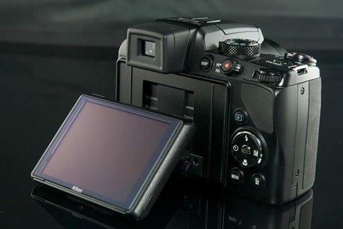 Nikon Coolpix P100, czyli ultrazoom bez kompromisów - TEST część 2