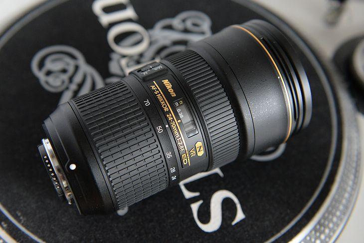 Nikkor 24-70 mm f/2.8E ED VR