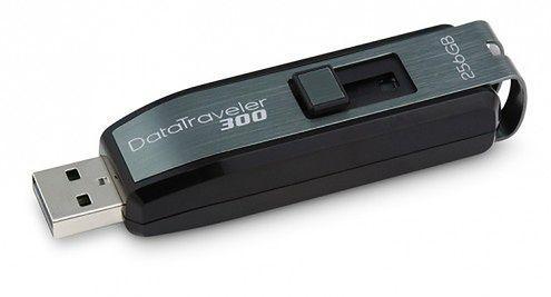 Kingston DataTraveler 300 o pojemności 256 GB
