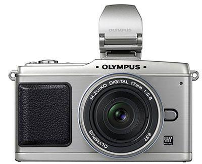 Olympus PEN E-P2 na srebrno