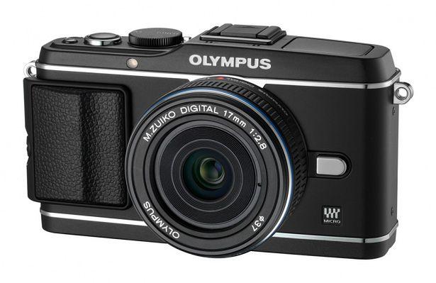 Olympus E-P3