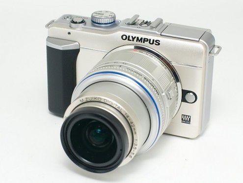 Olympus E-PL1 - TEST część 2
