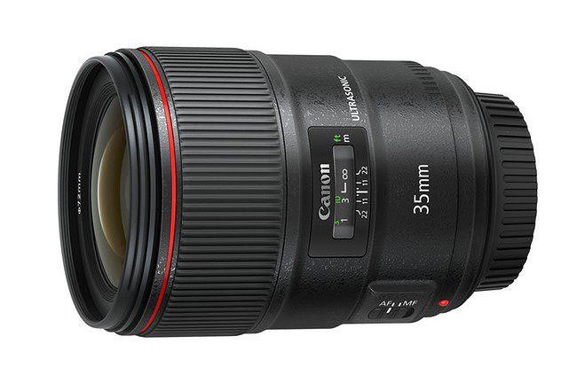 Canon 35 mm f/1.4 II USM