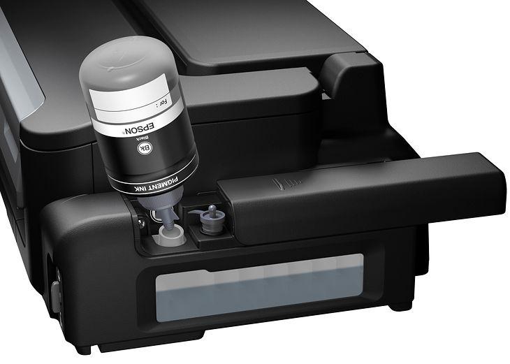 Epson Wprowadza Drukarki Z Wbudowanym Systemem Zasilania W