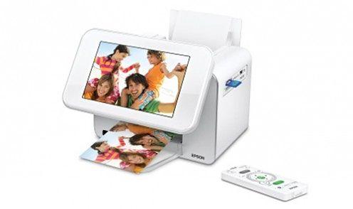 Epson PictureMate PM 300 - i ramka, i drukarka