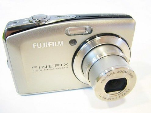 Recenzja aparatu Fujifilm FinePix F50 fd, fot. Jakiaparat.pl