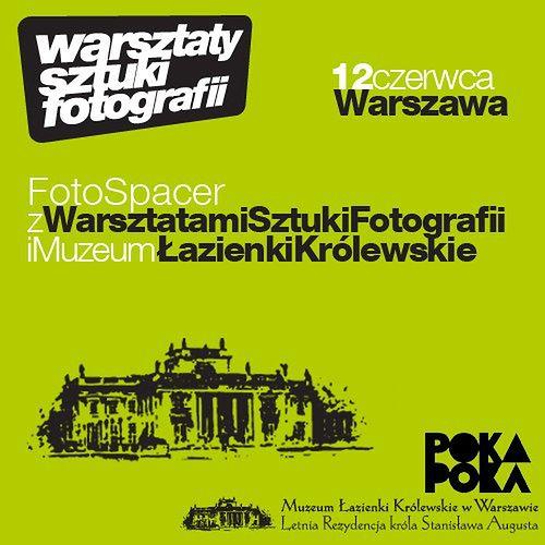FotoSpacer w Warszawie