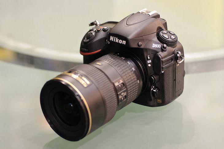 Nikon D800 © Krzysztof Basel