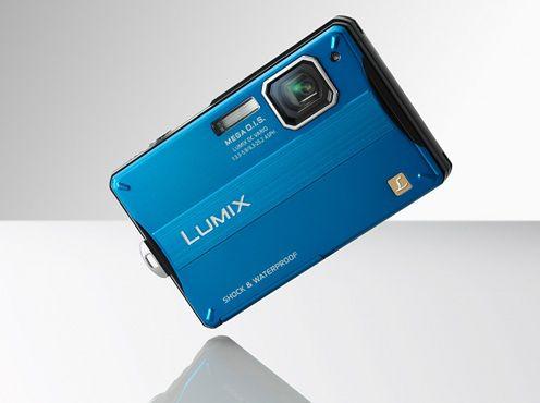 Panasonic Lumix DMC-FT10 - nowy kompaktowy twardziel