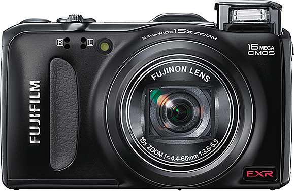 FujiFilm F600