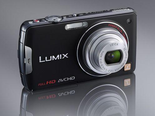 Panasonic Lumix DMC-FX700 - elegancki kompakt z dotykowym ekranem