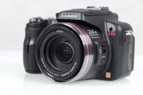 Panasonic Lumix FZ100 ? test