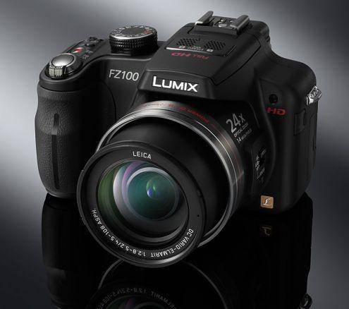 Panasonic Lumix DMC-FZ100 ? superszybki superzoom z Full HD