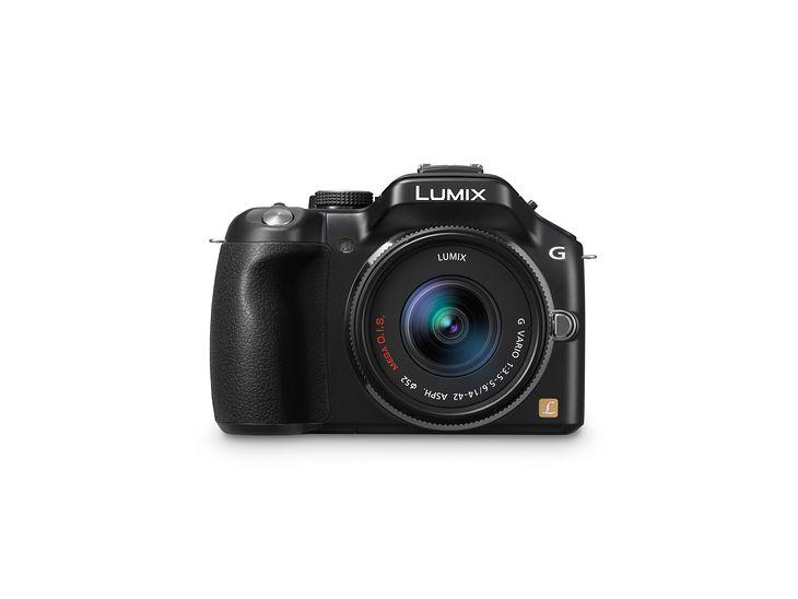 Panasonic LUMIX G5 © Panasonic