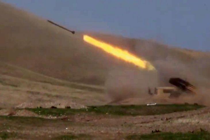 Konflikt między Azerbejdżanem i Armenią trwa